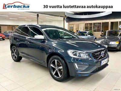 käytetty Volvo XC60 D4 AWD Classic R-Design aut Driver Support paketti