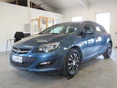 käytetty Opel Astra 5-ov Enjoy 1,4 Turbo ecoFLEX Start/Stop 88kW MT6 - Rahoitus 1.89% jopa ilman käsirahaa! AutoAC, Crui