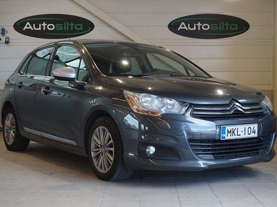 käytetty Citroën C4