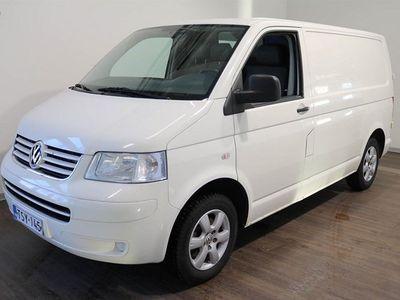 used VW Transporter