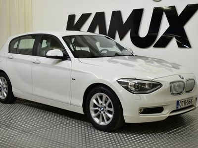 käytetty BMW 116 F20 TwinPower Turbo A Business Automatic Edition Urban