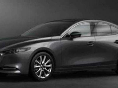 käytetty Mazda 3 Sedan 2,0 (150hv) M Hybrid Skyactiv-G Vision MT