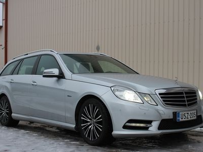 käytetty Mercedes E350 CDI BE T 4Matic A Premium Business