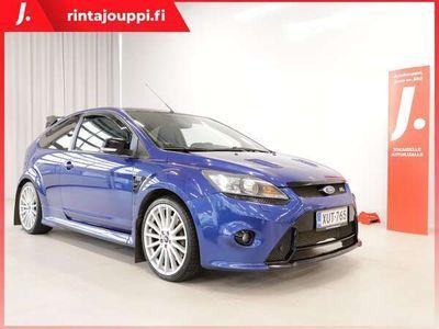 käytetty Ford Focus 2,5T 305 hv RS M6 3-ov. *JUURI KATSASTETTU SUOMI-AUTO*