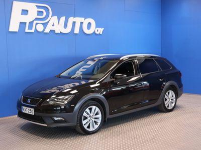 käytetty Seat Leon X-Perience 2,0 TDI 184 4Drive DSG - 1000€:sta S-bonusta*! Korko 0,99%**, 72 kk, ilman käsirahaa!