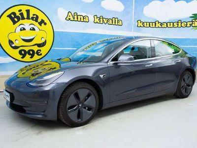 käytetty Tesla Model 3 Long Range Dual Motor AWD // TAKUU // AUTOPILOT // KAMERAT // LASIKATTO // 2X ALUVANTEET - *SUURI VA