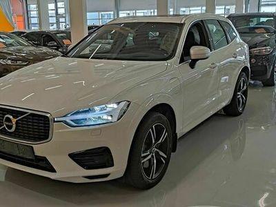 käytetty Volvo XC60 T8 TwE AWD R-Design aut ** Adapt.vakkari / Koukku / VOC / Panorama / LED / P.kamera / HUD **