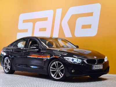 käytetty BMW 418 Gran Coupé F36 A Business Sport