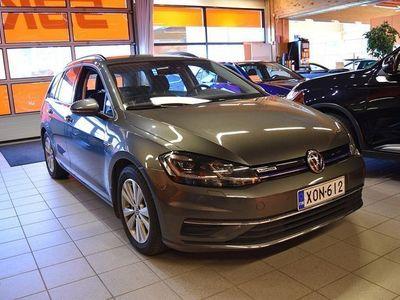 käytetty VW Golf Variant Comfortline 1,5 TSI EVO 96 kW (130 hv) BLUEMOTION DSG-aut. Football Ed. ** Aktiivicruise / 1