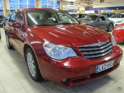 käytetty Chrysler Sebring 2.7 AUTOMATIC 4D SEDAN LIMITED