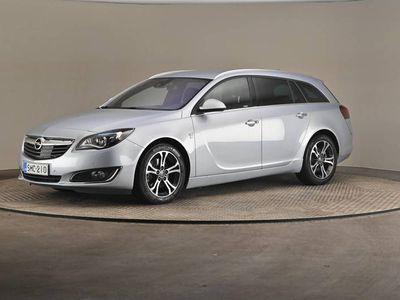 käytetty Opel Insignia Sports Tourer Sport 2,0 CDTI 125 A- Kattavasti varustelu-