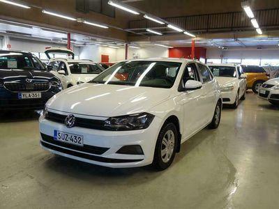 käytetty VW Polo Trendline 1,0 59 kW (80 hv) *Vakionopeudensäädin*