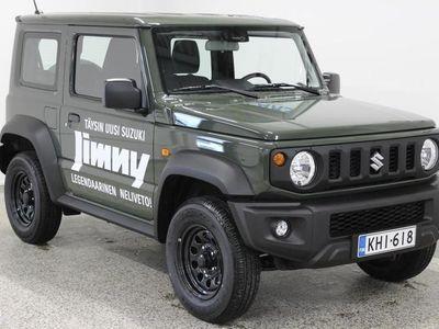 käytetty Suzuki Jimny 1.5 VVT 4WD GL+ 5MT