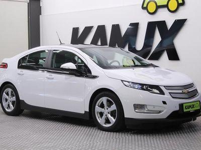 käytetty Chevrolet Volt 5-ov 1,4 Ecotec 111kW AT / Hybridi / P-kamera / Tutkat / Nahat / Autom. Ilmastointi /
