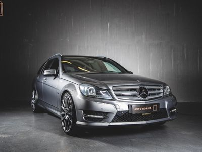 käytetty Mercedes C350 BE T Avantgarde A AMG Styling Package