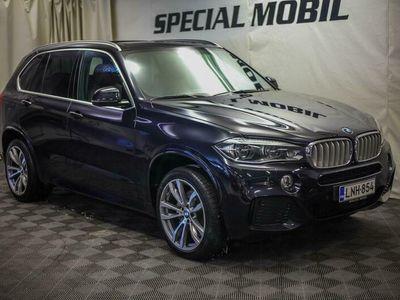käytetty BMW X5 X5xDRIVE40d M-Sport (FULL OPTION) B&O,Night Vision,D.Assist,Head-up,keyless
