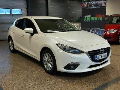 käytetty Mazda 3 5HB 2,0 (120) SKYACTIV-G Premium Plus 6AT 5ov DH2 *HUIPPUSIISTI / VÄHÄN AJETTU*
