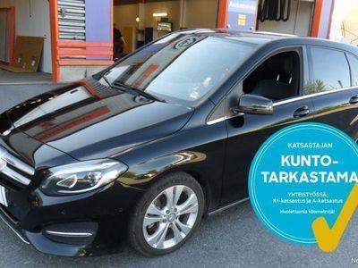 käytetty Mercedes 200 B *KOTIINTOIMITUS*d A Tarkastettuna, Rahoituksella, Kotiin toimitettuna!