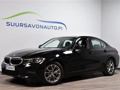 käytetty BMW 330e 330 G20 SedanBusiness Sport ** KAHDET RENKAAT / LIVE PRO **