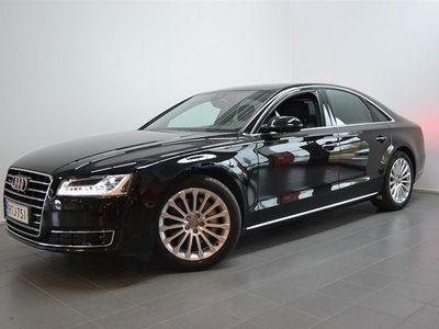 käytetty Audi A8 3.0 V6 TDI Quattro Executive (MY17) *Kattavasti varusteltu*