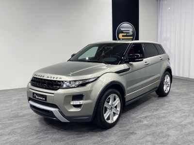 käytetty Land Rover Range Rover evoque 2,0 Si4 AUT. **NAVI, NAHAT, MERIDIAN, PANORAMA & KORKO 1,99%**