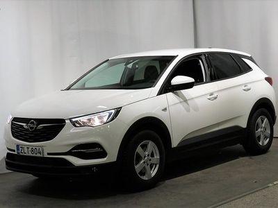 käytetty Opel Grandland X Comfort 130 Turbo **** Korko 0 % (+kulut) + 3kk eräpäivän siirto + min. 1500 EUR takuuhyvitys ****