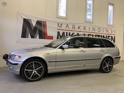 käytetty BMW 330 xi Touring 5d A