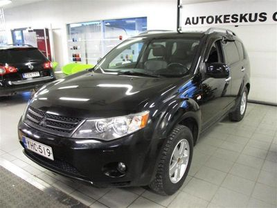 käytetty Mitsubishi Outlander 2,4 MIVEC Instyle AT Business