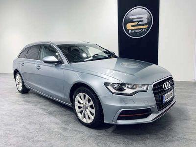käytetty Audi A6 3.0 V6 TDI 150 kW S tronic | Juuri huollettu | Nahkaverhoilu