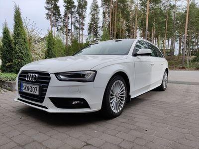 käytetty Audi A4 Avant 1,8 TFSI 125 kW multitronic