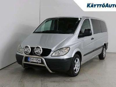 käytetty Mercedes Vito 4D KOMBI 111 CDI-639703/320