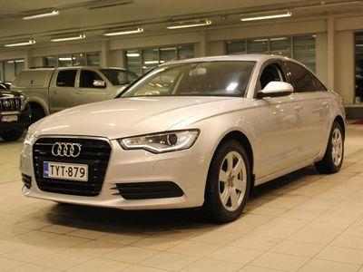 käytetty Audi A6 Sedan Business 3,0 V6 TDI 150 quattro A - Suomiauto, Webasto, Ilma-alusta, Huippuvarusteilla!