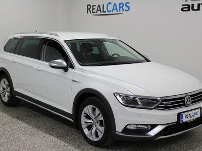 käytetty VW Passat Alltrack 2.0 TDI SCR BlueMotion 4Motion WEBASTO, LED-valot, adaptiivinen vakkari yms.*Vaihto / Rahoitu...