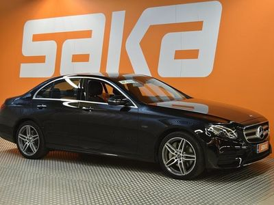 käytetty Mercedes E350 EA Premium Business AMG-STYLING 9G-Tronic ** TULOSSA ** Ota yhteys myyntiimme puh.0207032611 **
