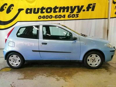 käytetty Fiat Punto 1.2 60 hv