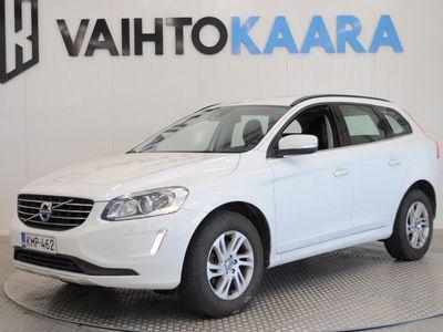 käytetty Volvo XC60 D4 Business # Juuri huollettu # Xenon, Bluetooth, Tutka, Webasto #