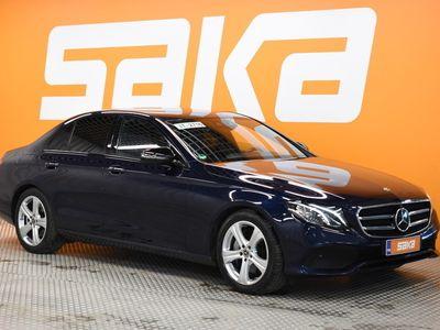 käytetty Mercedes E350 A Business ** DISTRONIC PLUS / 360 kamera / Sporttipenkit / Koukku **