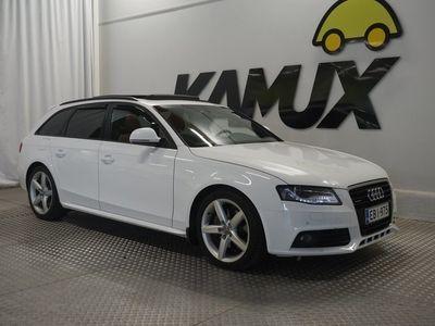 käytetty Audi A4 Avant 3,0 TDI (DPF) quattro tiptronic Business