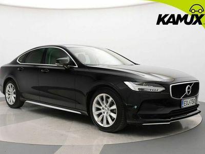 käytetty Volvo S90 T5 Momentum aut / Adapt. vakkari / Digimittaristo / Vaaleat nahat /