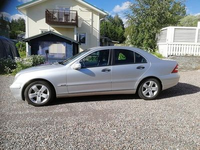 used Mercedes C200 CDI 4d A