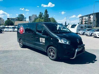 käytetty Renault Trafic dCi 140 TwinTurbo L2H1 6,0 m3 NAVI+ #Webasto #Koukku #Pariovet *** J. kotiintoimitus