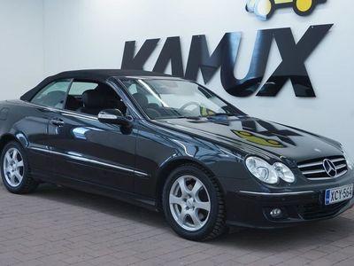 käytetty Mercedes CLK200 Kompressor Cabriolet A