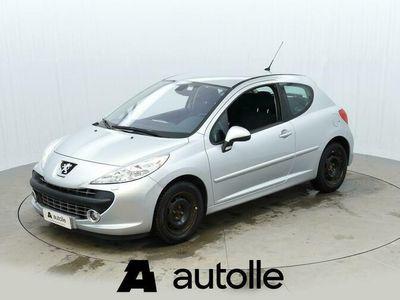 käytetty Peugeot 207 *Näppärä* Trendy 1.6 HDi