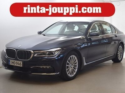 käytetty BMW 730 730 G11 Sedan d A xDrive Business Exclusive - Huippuvarusteet