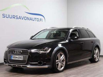 käytetty Audi A6 Allroad quattro Business 3,0 V6 TDI Biturbo 230 kW tiptronic ** Matrix LED / Bose / Navi / Adapt. Vakkari **