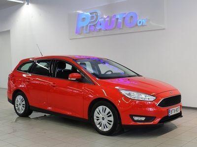 käytetty Ford Focus 1,0 EcoBoost 125 hv Start/Stop A6 Trend Wagon - Korko 0,95%*! 1.erä heinäkuussa, Maksuaikaa jopa 72