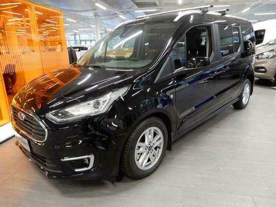 käytetty Ford Tourneo Connect 1,5 TDCi 120 hv A8 Titanium 5-ovinen
