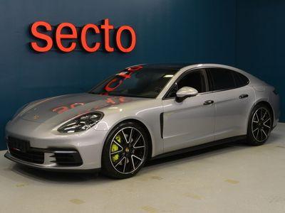 käytetty Porsche Panamera 4 E-HYBRID Panorama, 360 Kamera, 14-suunt.istuimet, Tunnelmavalaistus, PDLS+