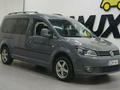 käytetty VW Caddy Maxi Comfortline 1,6 TDI 75 kW