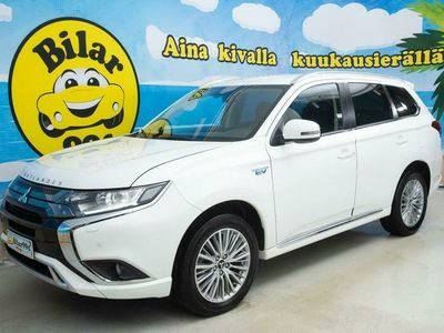 käytetty Mitsubishi Outlander P-HEV 2.2 DI-D Instyle AT 4WD Business MAHTAVAT